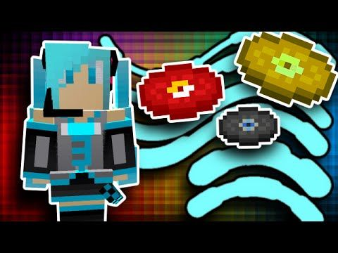 Vocaloid Mod For Minecraft 1 8 1 7 10 Minecraftio Com Vocaloid