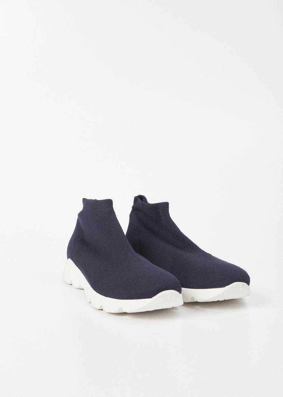 MM6 Maison Margiela Sock Sneaker (Navy