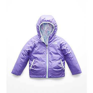 31d898b4149a Toddler Girls  Reversible Perrito Jacket
