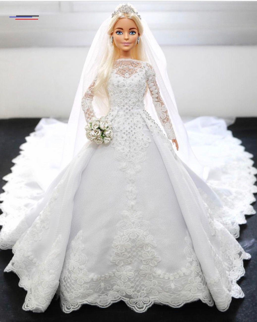 bridedolls in 19  Barbie hochzeitskleid, Barbie braut, Barbie