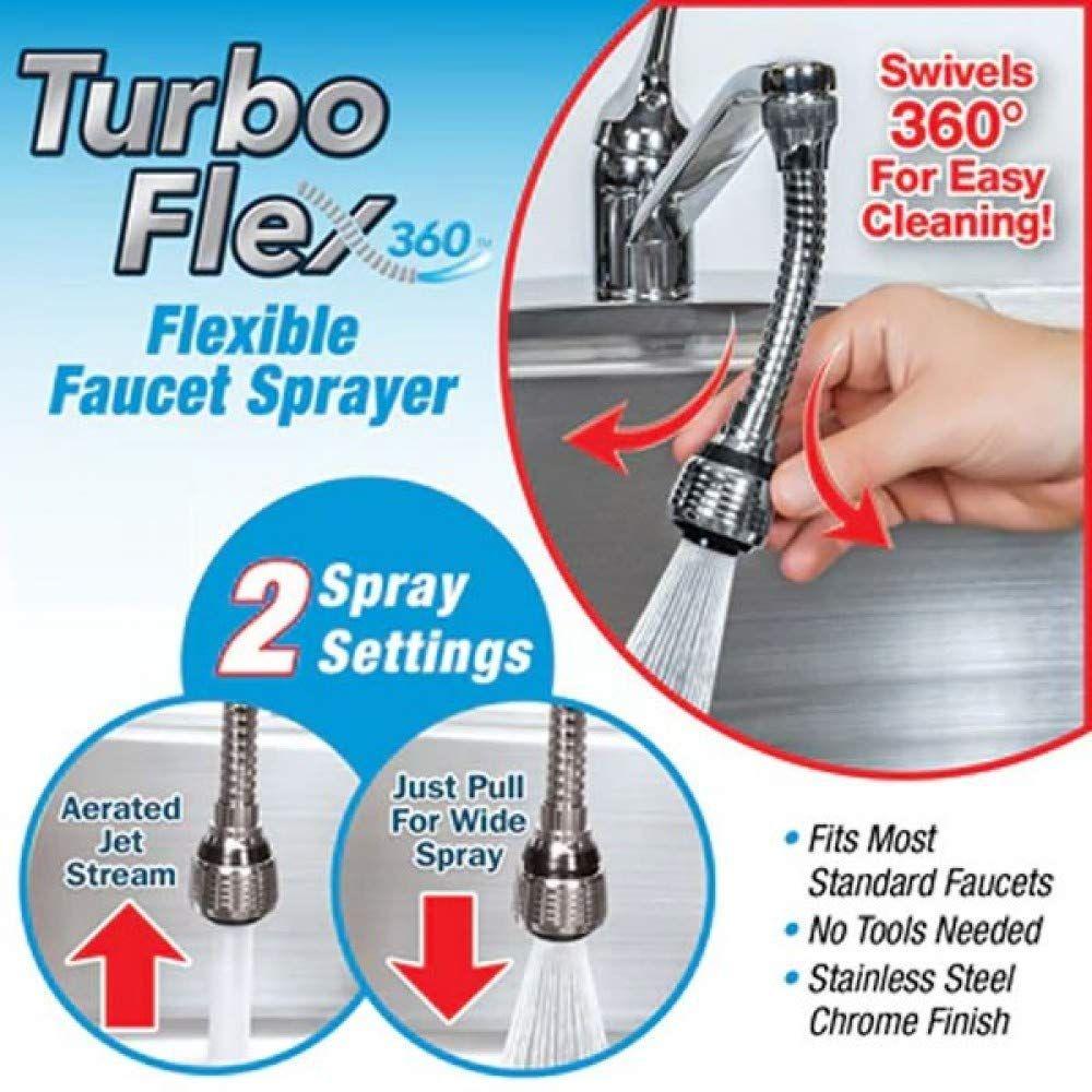 Kitchen Faucet Sprayer Extension