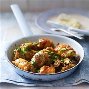 Chicken Chasseur - A classic French dish.  Low cal, low carb, and really yummy!