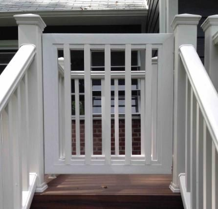 Testimonials - Trex Custom Deck Gates / Located in Rockland
