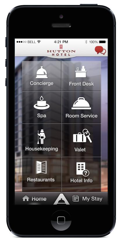 Alice Hotel Concierge App Spark Experience