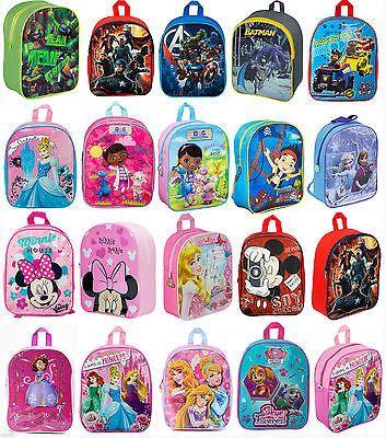 Official disney #character children's school bag back pack kids ...