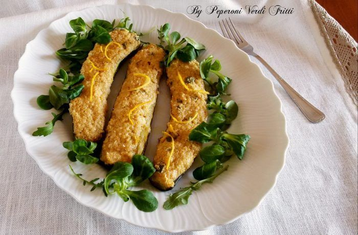 Zucchine ripiene con quinoa feta e tonno