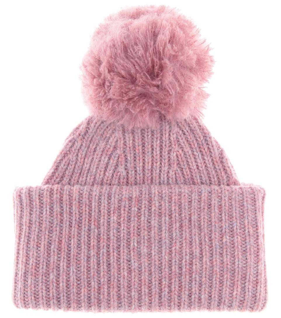 ACNE STUDIOS Solia Wool Hat.  acnestudios  hats  f120308c4467