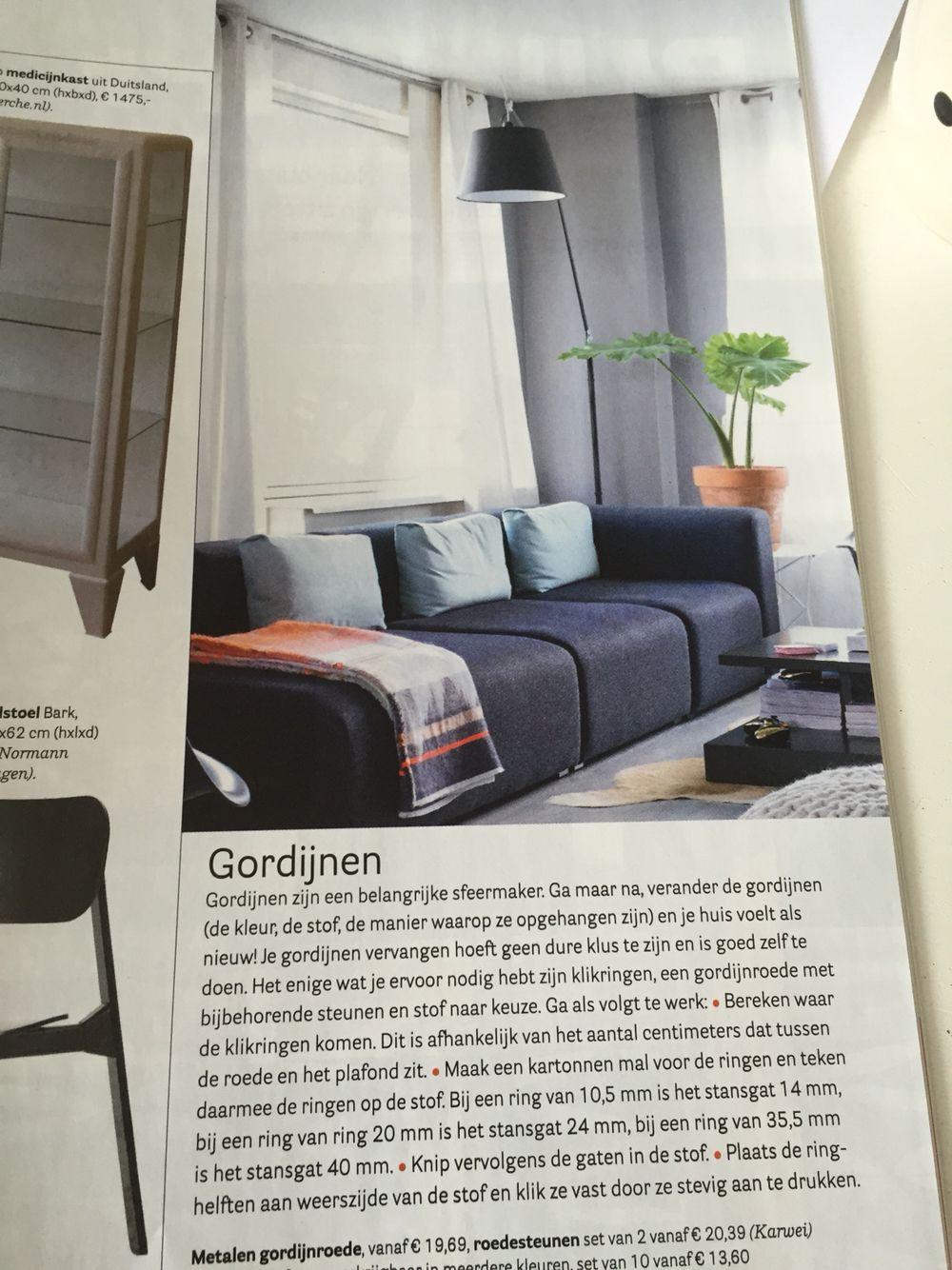 Idee Gordijnen | Thuis | Pinterest