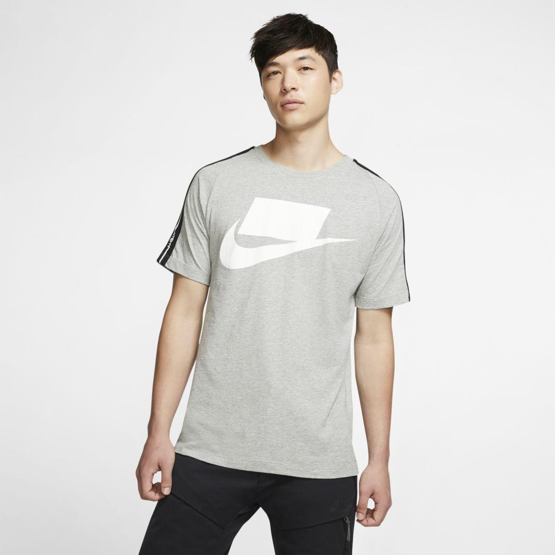 Nike Sportswear NSW Men's T Shirt Size 2XL (Dark Grey