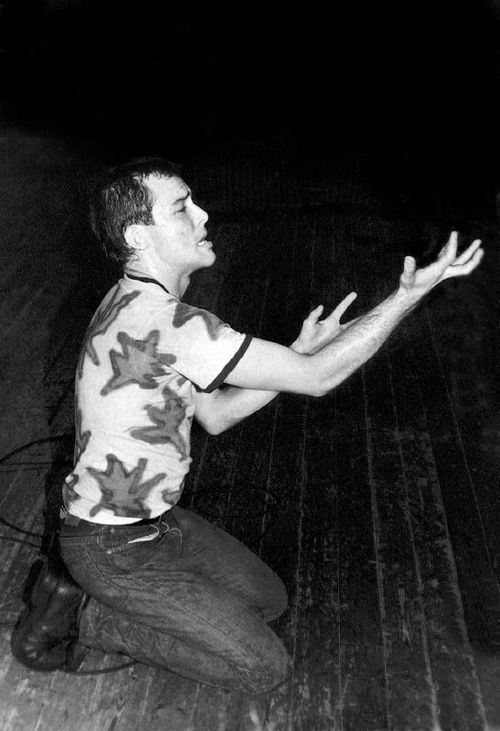 Jello Biafra Young