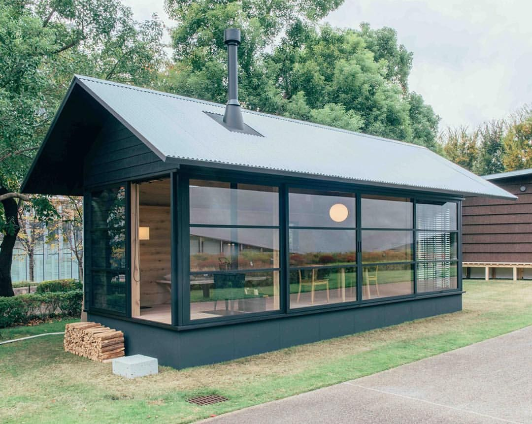 The 25 best small prefab homes ideas on pinterest for Small prefab cottages for sale