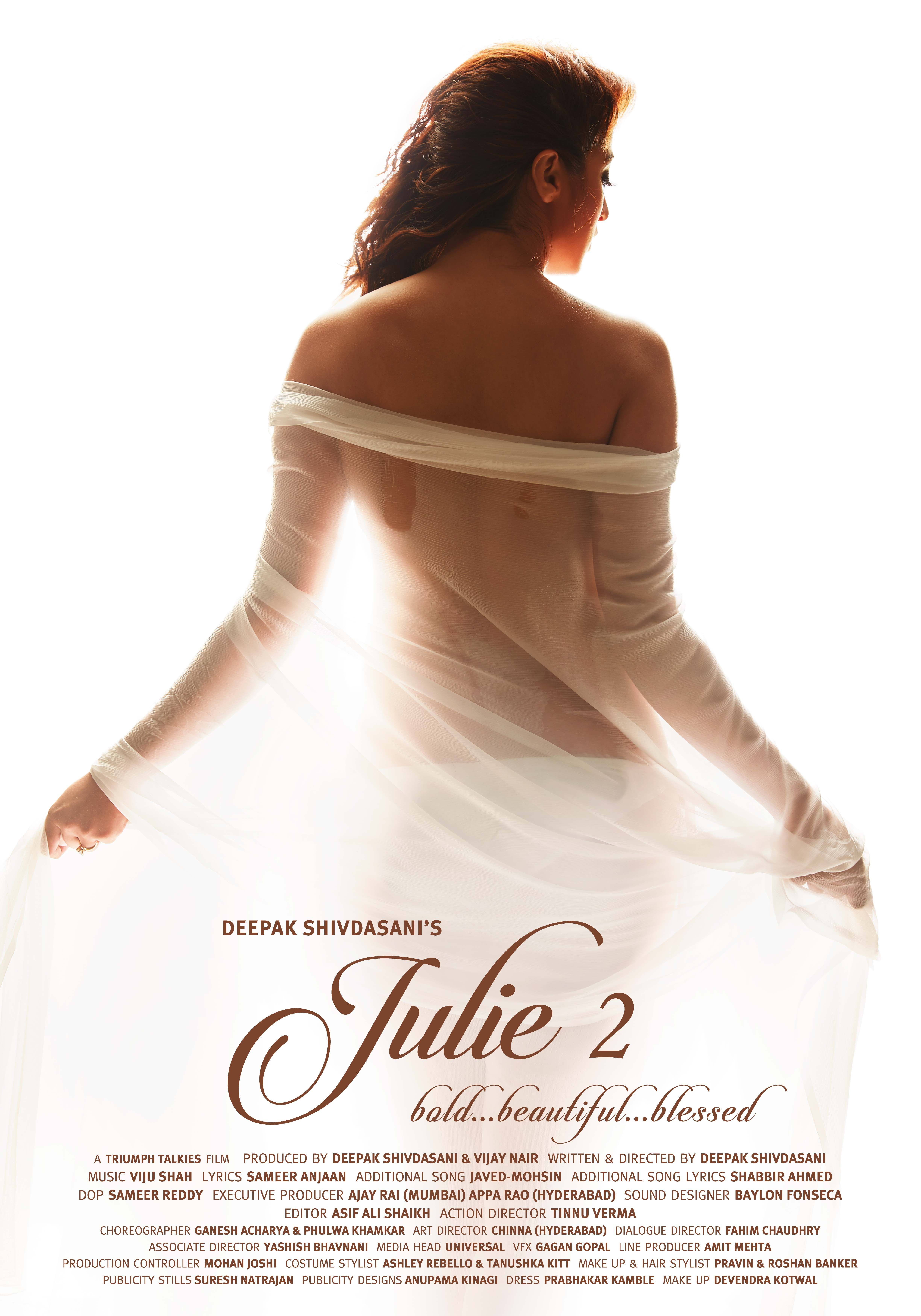 Sensuously Hot Julie 2S First Poster Released  Latest -5718