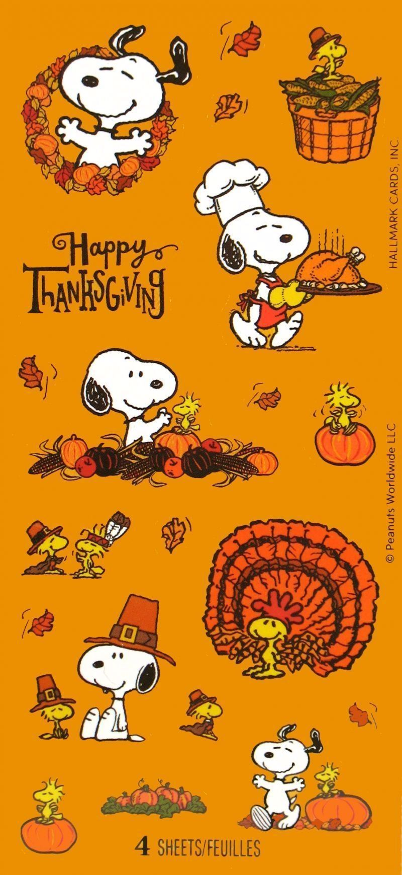 Snoopy 4ever In 2020 Thanksgiving Snoopy Peanuts Thanksgiving Snoopy Wallpaper