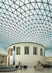 Thin Shell Structure Wikipedia The Free Encyclopedia London Architecture British Museum London Museums