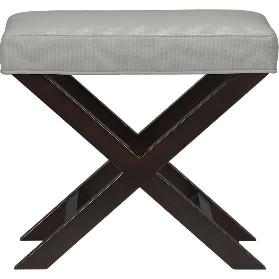 X Base Bench Vanity Stool In Benches