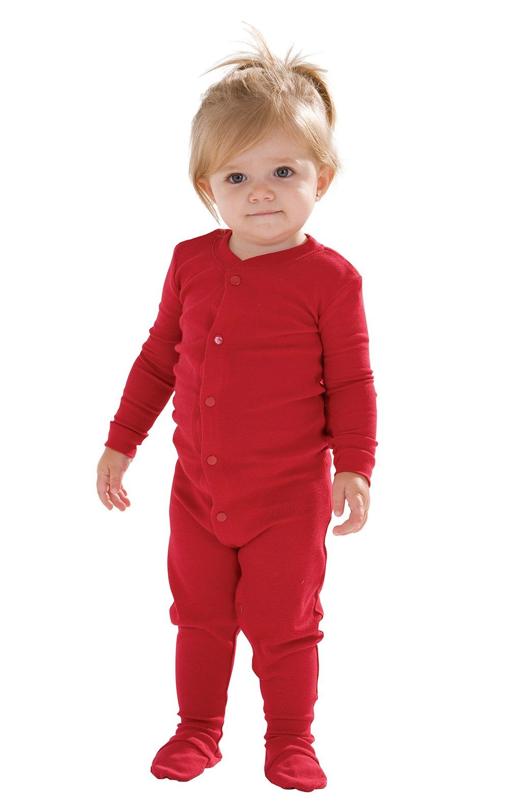 Red Dropseat Matching Family Pajamas Christmas Pajamas