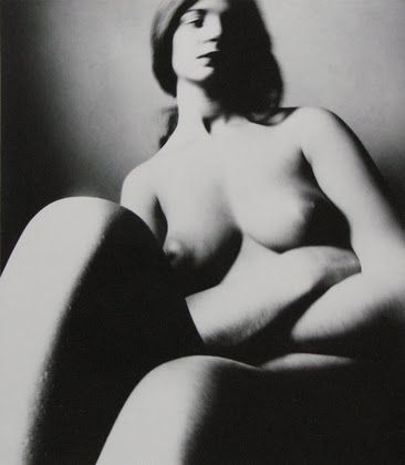 """Nude"", London, 1956 by Bill Brandt"
