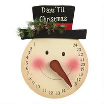 snowman christmas countdown clock i need this in my home