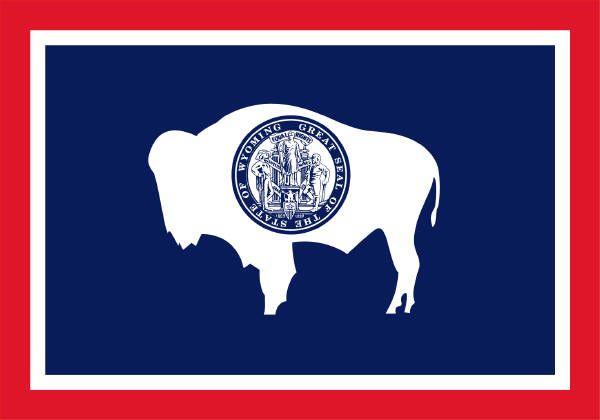 Wyoming Poker Laws Legal Wyoming Online Poker Sites Wyoming Flag Wyoming Wyoming State