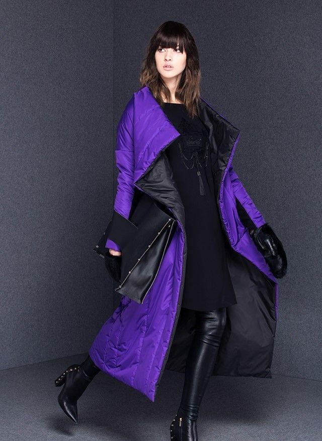 d4279129bfd Женское стеганое пальто на синтепоне (97 фото)  с капюшоном