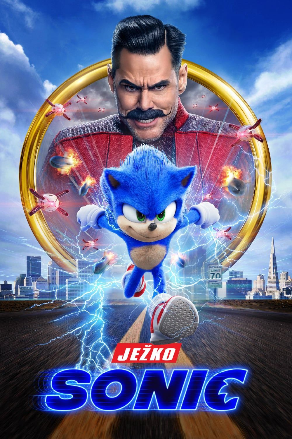 Sonic the Hedgehog hela Filmen på nätet undertexter hd in