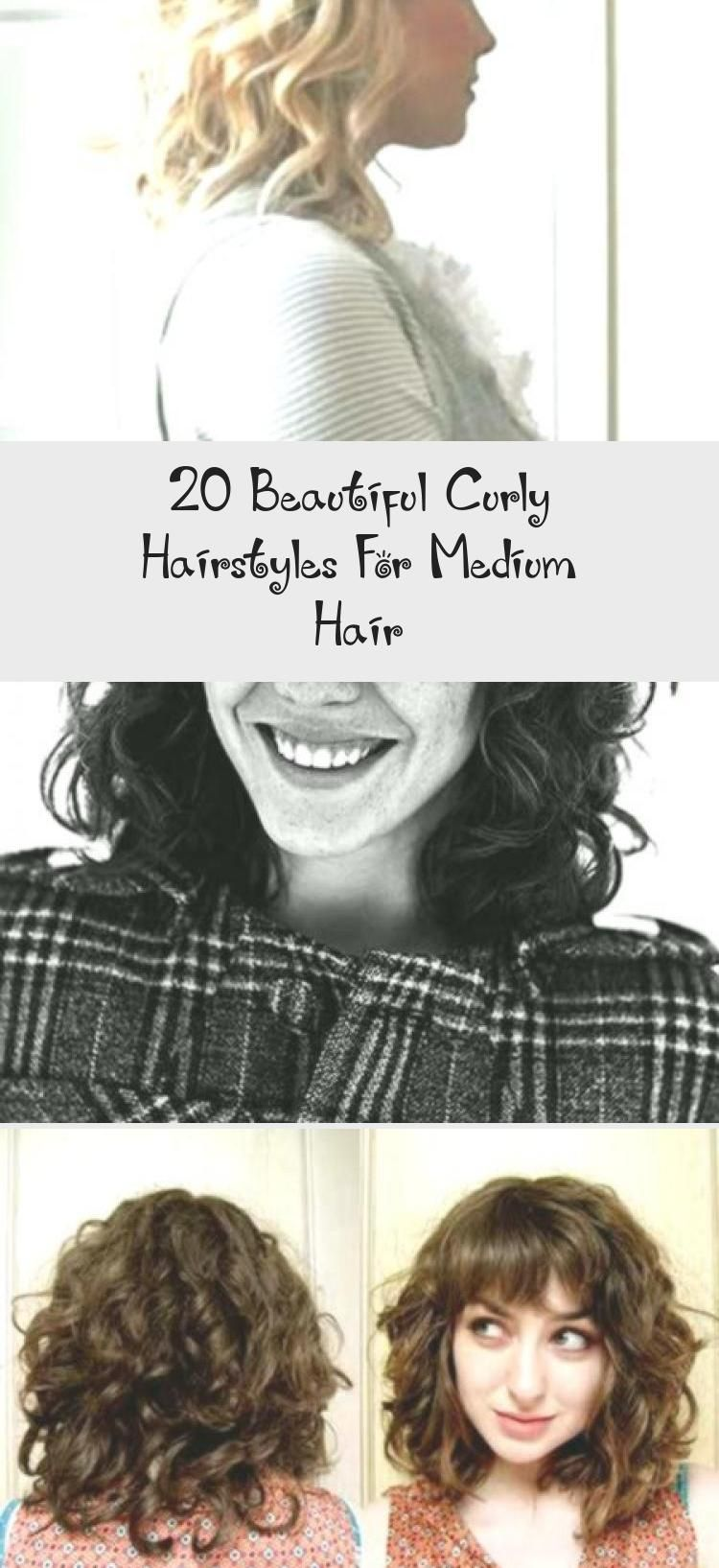Photo of 20 Beautiful Curly Hairstyles For Medium Hair – Hair Styles – Hair Style Ideas