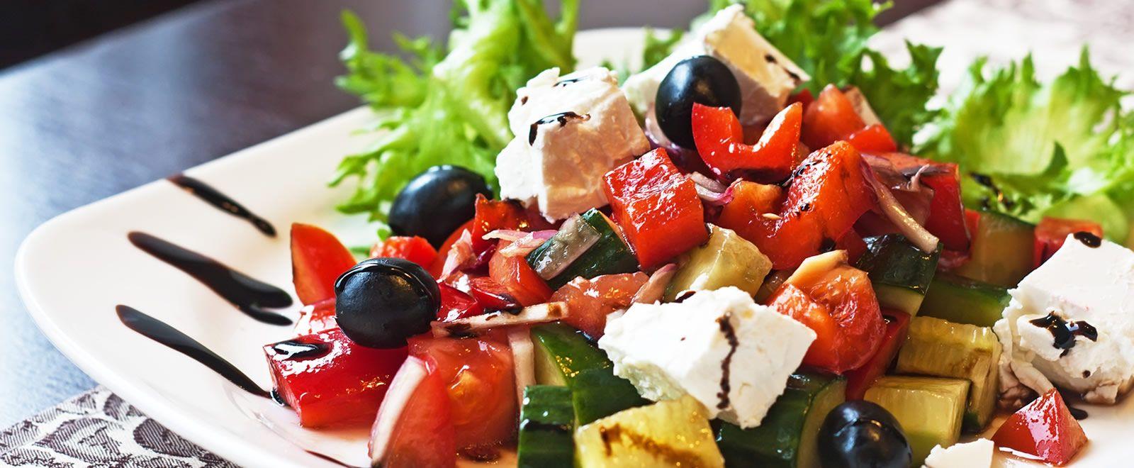 Recetas de ensaladas ligeras para adelgazar