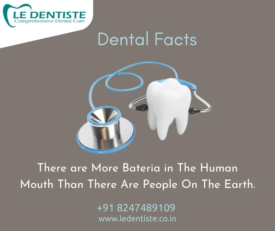 #Dental Facts