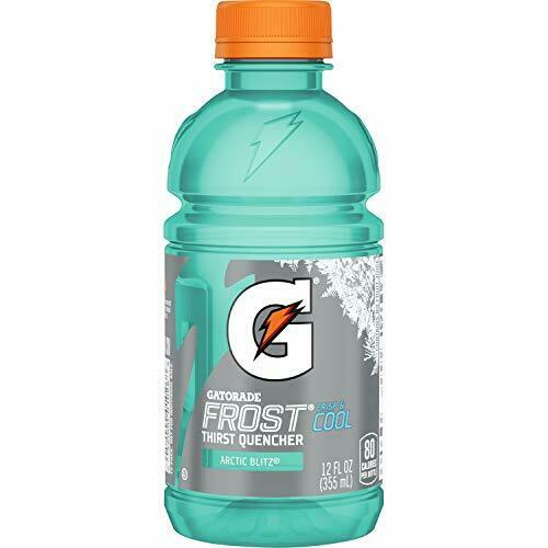 Gatorade Frost Thirst Quencher Arctic Blitz 12 Ounce Bottles Pack Of 24 Ebay Gatorade Bottle Sports Drink