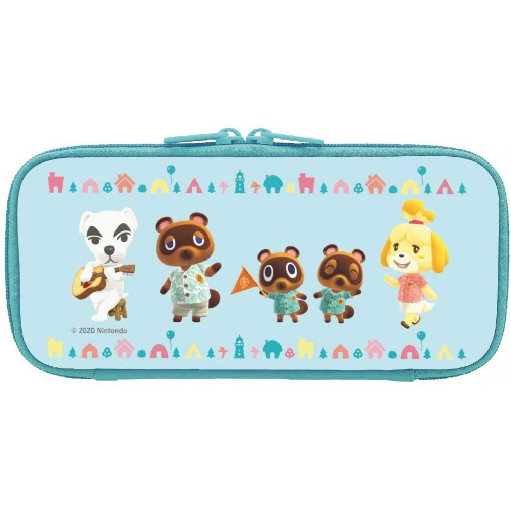 Animal Crossing Smart Pouch Eva For Nintendo Switch Adopt Eva