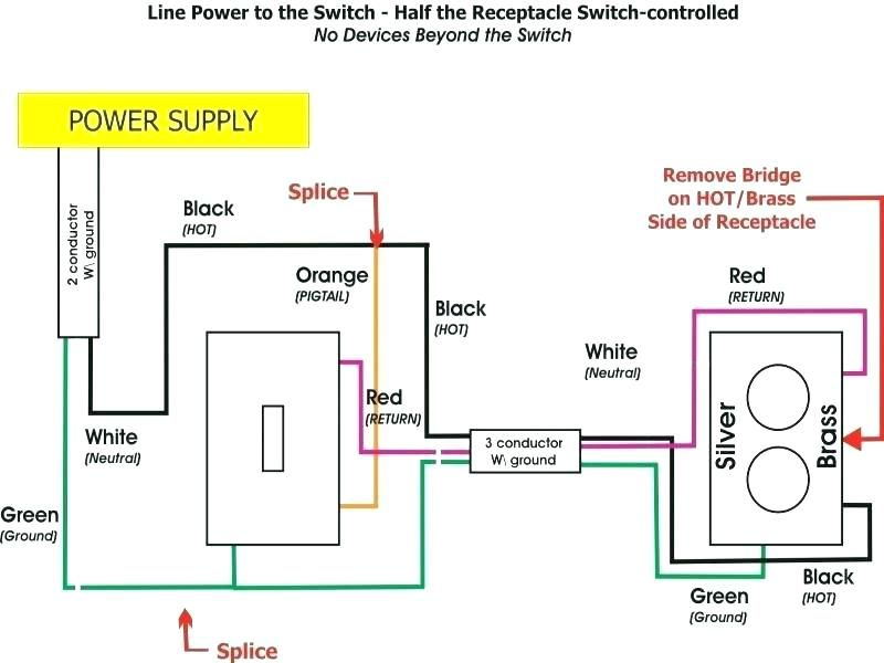 Wiring Diagram For Light Switch With Images Outlet Wiring