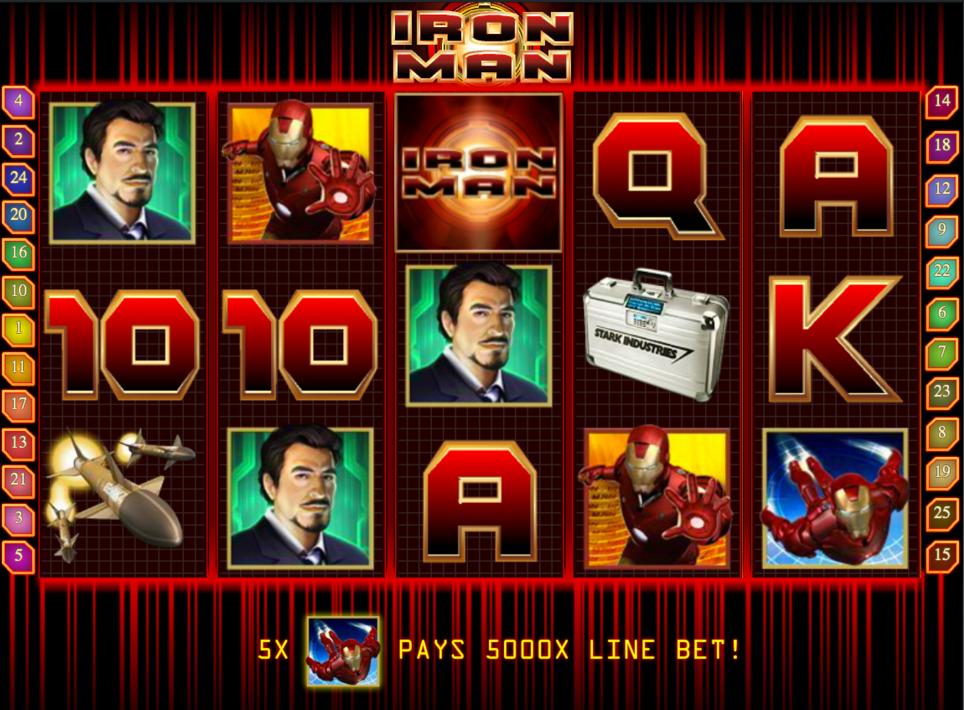 Игровые автоматы играть бесплатно без регистрации iron man игровые автоматы на уралмаше рейтинг слотов рф