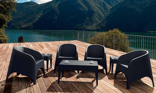 Mobiliario mobiliario de exterior dise o disenos de unas - Mobiliario de exterior ...