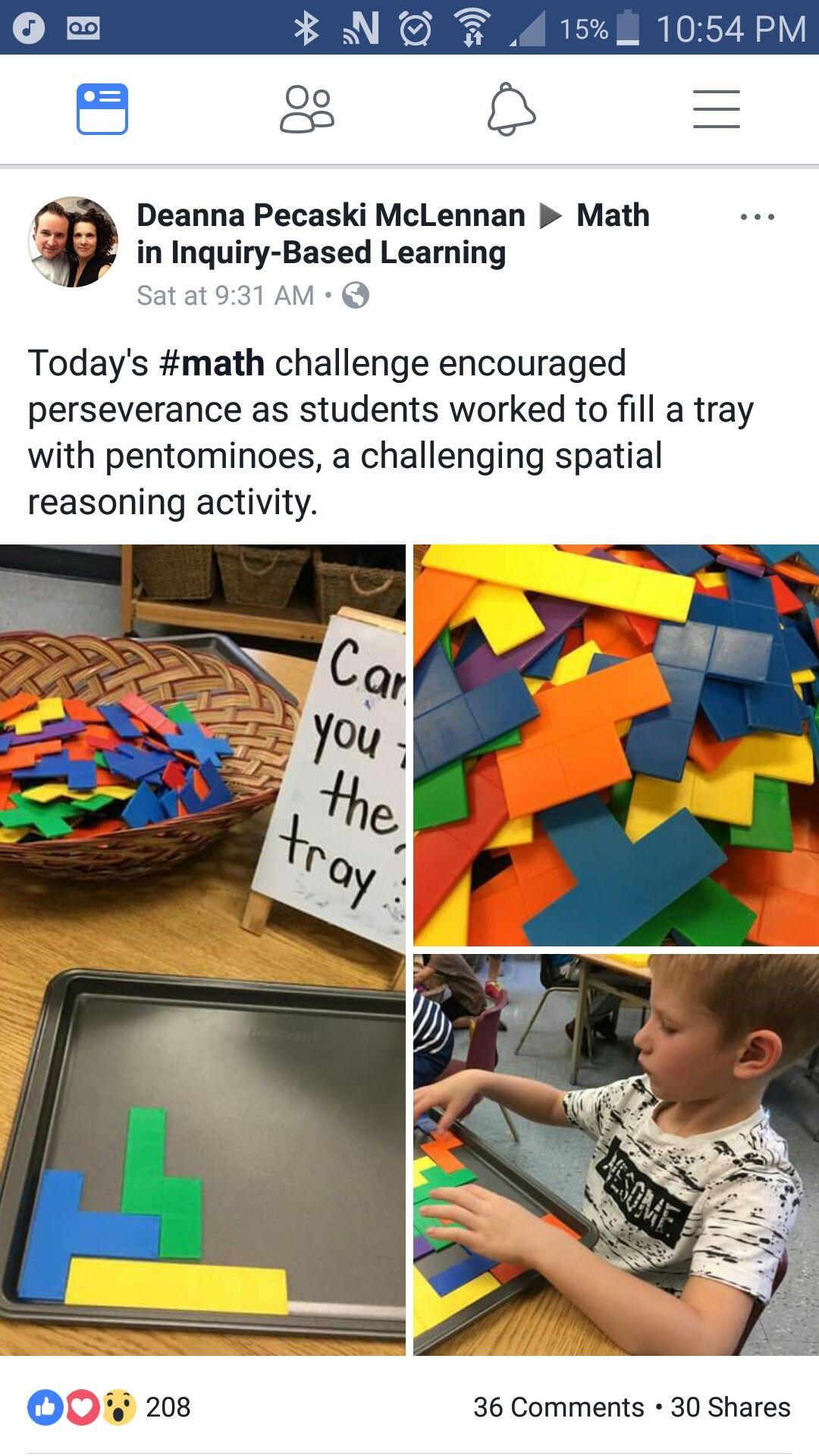 Pentomino Challenge