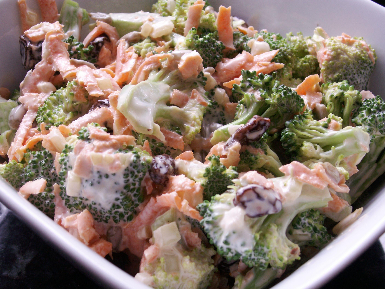 Broccoli Salad Recipe Salad Salad Broccoli Salad Broccoli
