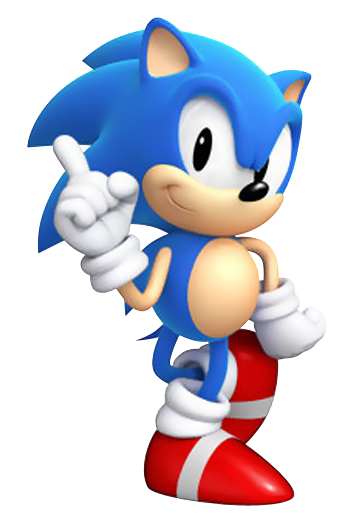 Classic Sonic Sonic Generations Sonic Party Sonic Sonic Generations