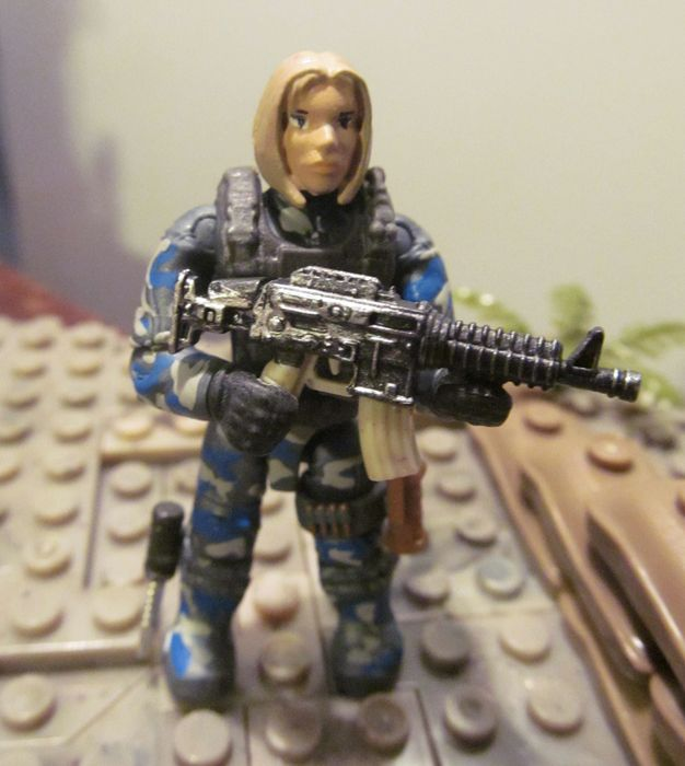 Call of Duty Mega Construx Custom Request