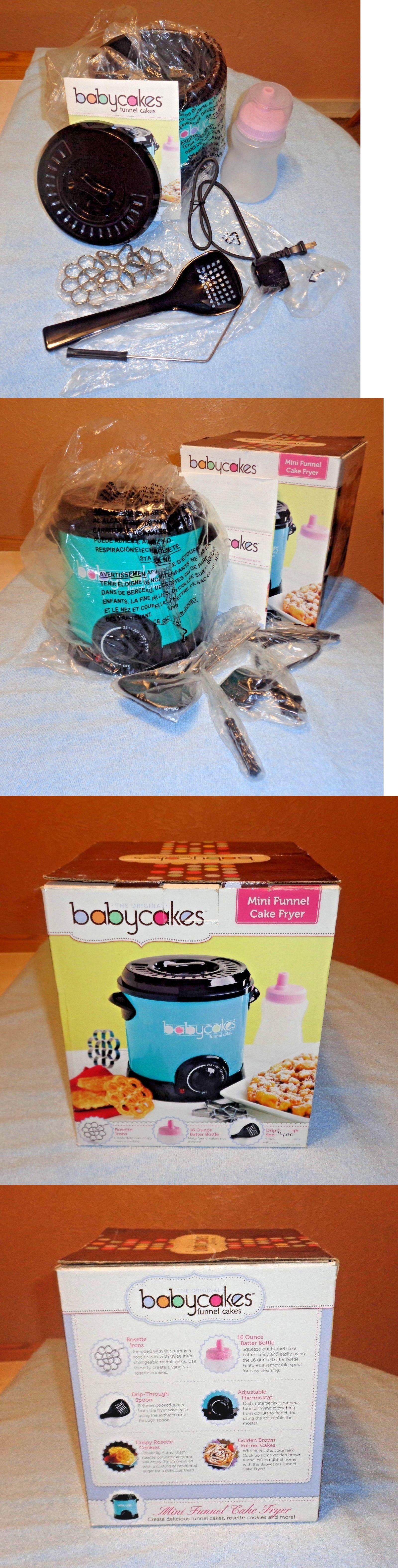Cupcake pie and dessert makers 122928 babycakes mini
