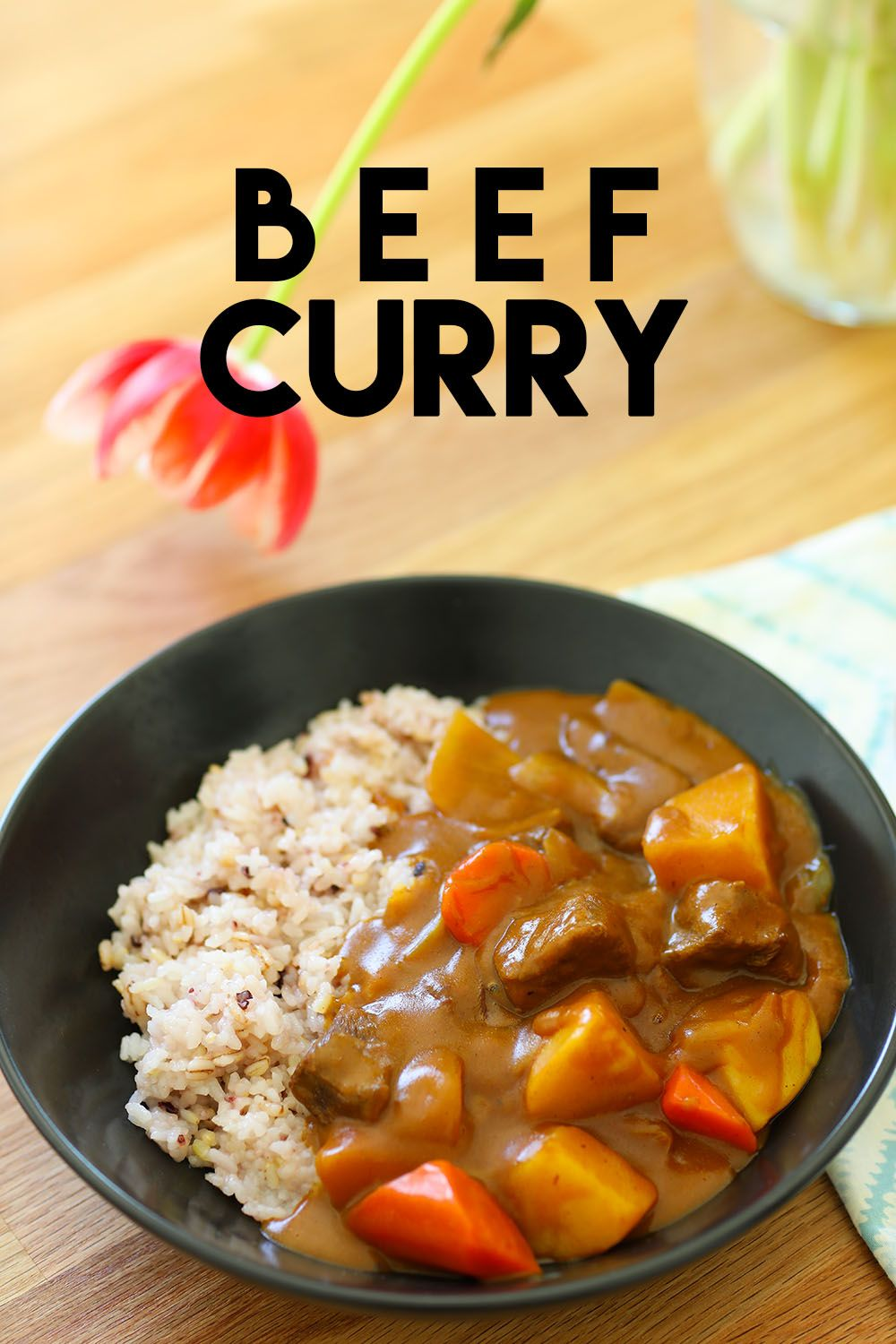 Simple Beef Curry Recipe Video Seonkyoung Longest Beef Curry Recipe Simple Beef Curry Curry Recipes