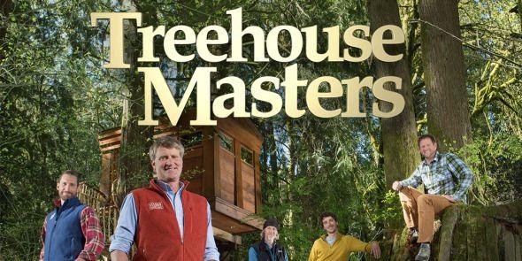 Treehouse Masters TV Show Animal