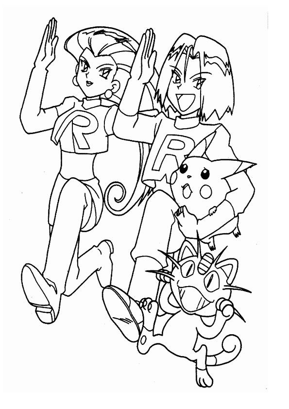 Print Coloring Image Momjunction Pokemon Coloring Pages Pokemon Coloring Pikachu Coloring Page