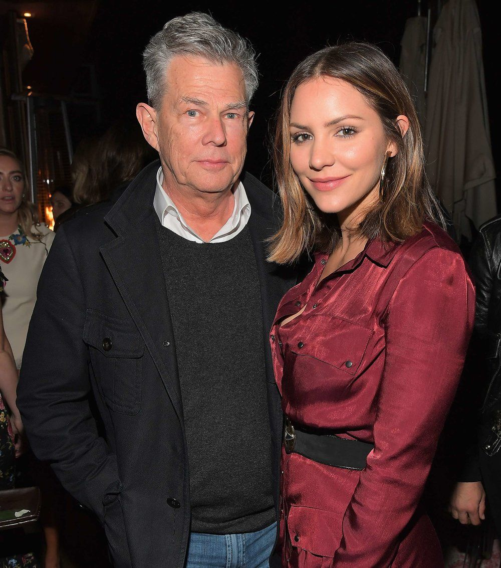Katharine Mcphee Jokingly Tells Fiance David Foster S Daughter Mommy And Daddy Need Alone Time Katharine Mcphee Harry And David David Foster Daughters