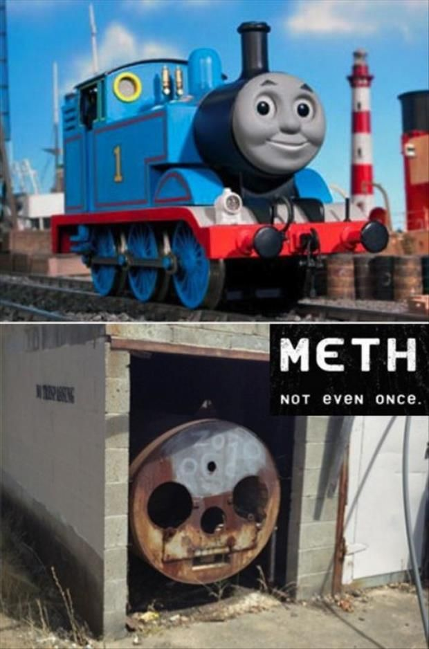 Thomas The Dank Engine Or Alternatively I Am The One Who Toots Funny Pictures Haha Funny Laugh
