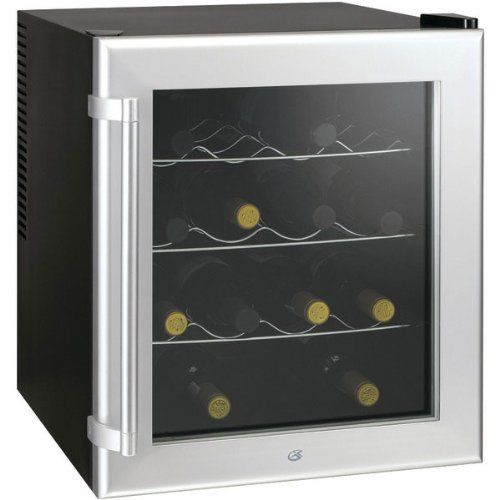 Small Wine Cellars Culinair Aw160s Thermoelectric 16bottle Wine