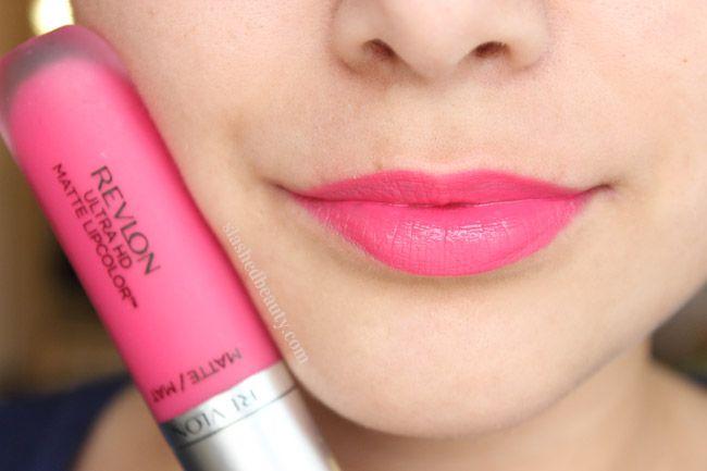 Revlon Ultra Hd Matte Lipcolor Review Swatches Lipsticks