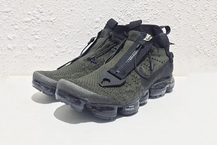 98496b94bcd This Is What an ACRONYM x Nike Air VaporMax Collaborative Shoe Might Look  Like