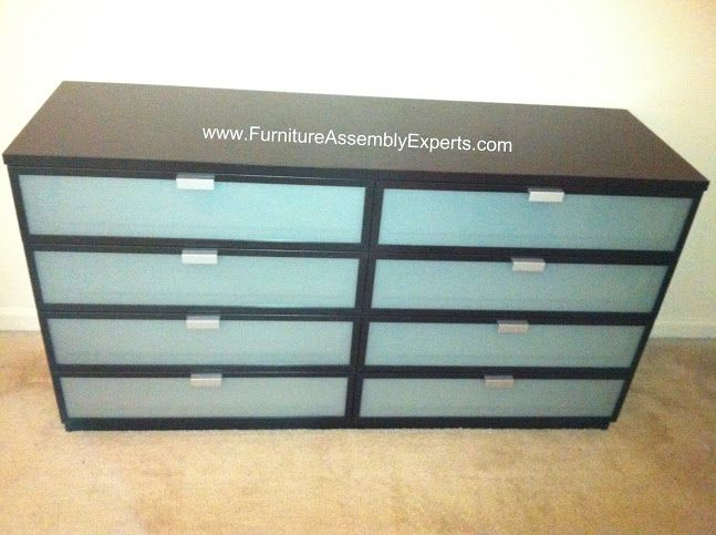 Ikea Hopen 8 Drawers Dresser Embled In Baltimore Md By Furniture Embly Experts Company Call 2407052263