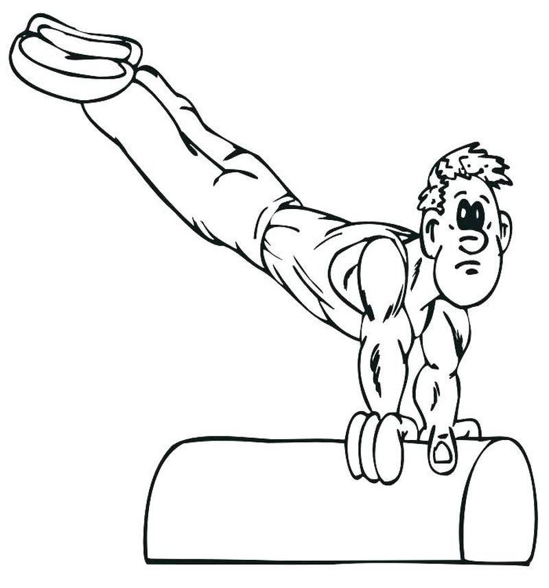 Gymnastics Coloring Pages Free Coloring Sheets Sports Coloring Pages Coloring Pages Winter Coloring Pages