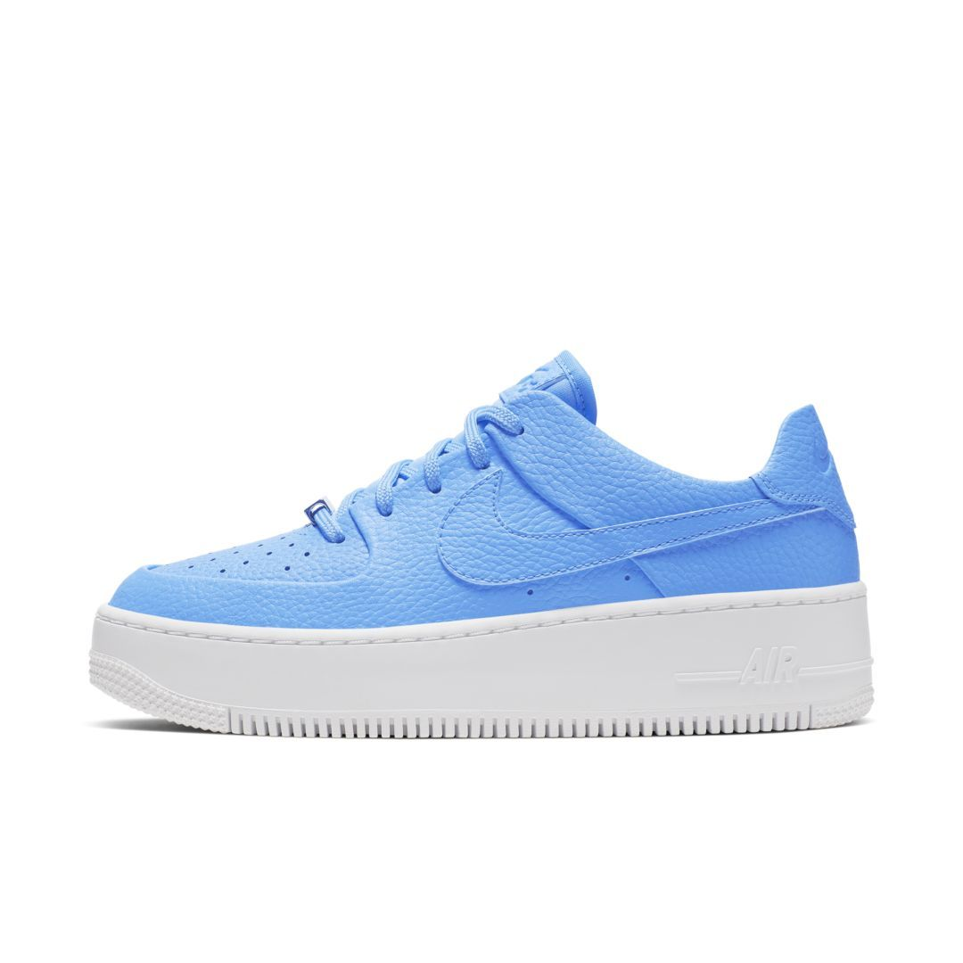 Nike Air Force 1 Low White University Blue In Whiteuniversity Blue