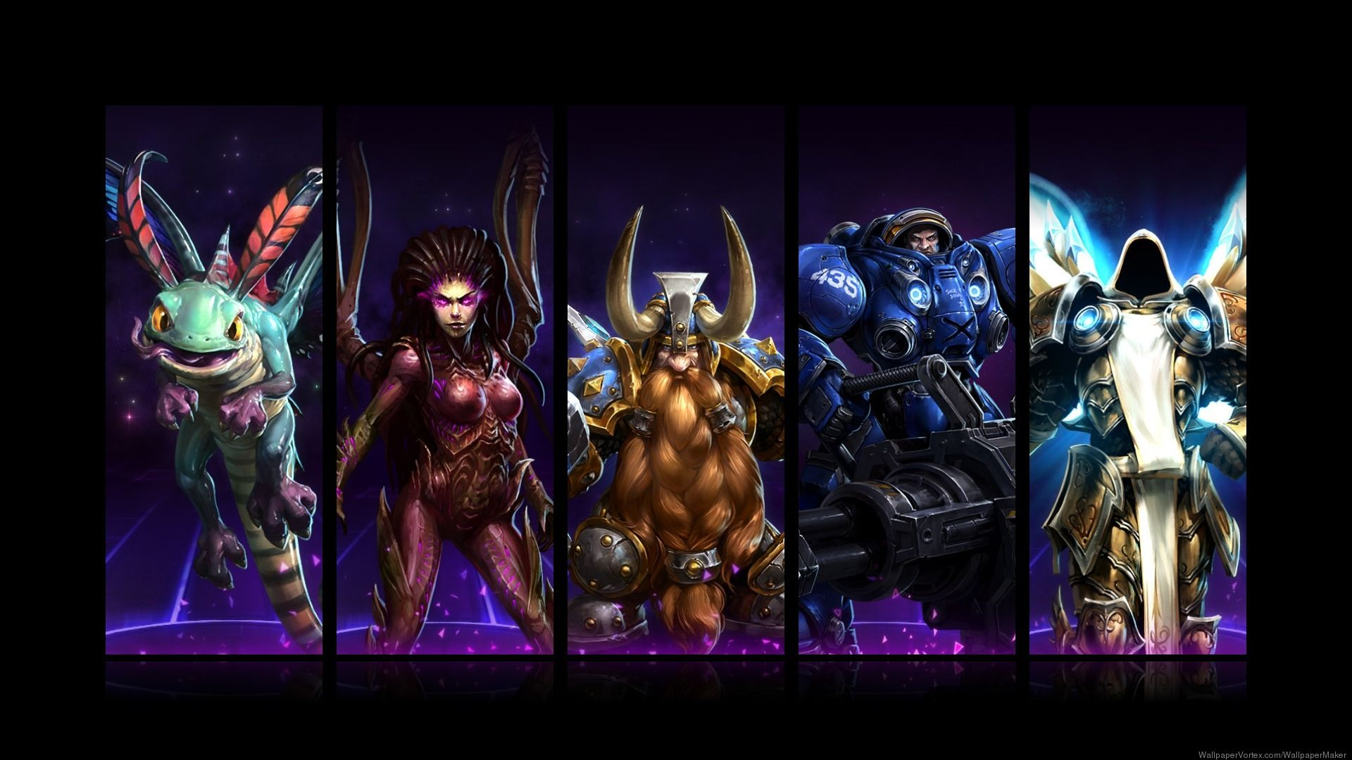 Heroes Of The Storm Wallpaper Storm Wallpaper Heroes Of The